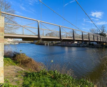 Drahtbrücke - Kassel_2