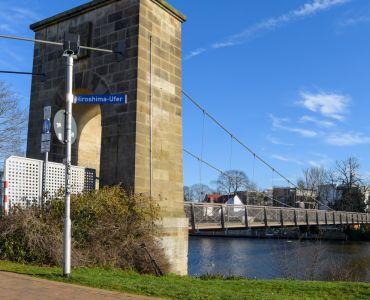 Drahtbrücke - Kassel_3