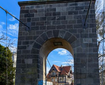 Drahtbrücke - Kassel_4